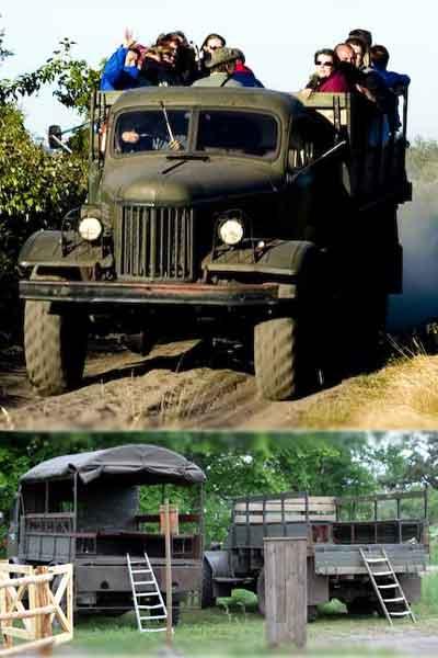 veoauto ekskursioon Naissaar